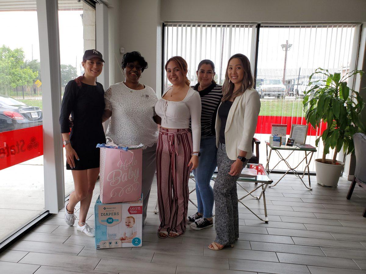 Donations to LAA1 Program